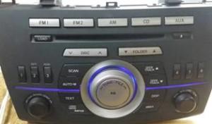 MAZDA 3 CAU AUDIO RADIO REPAIR